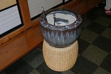 日本のこころ 火鉢